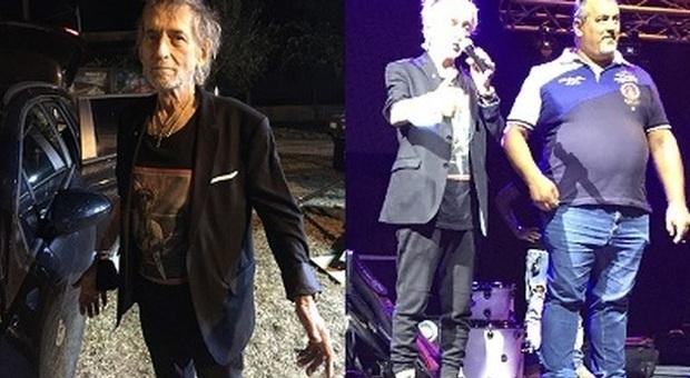 """Il """"Gallo"""" di Vasco Rossi interrompe il concerto a Priverno: arrivano i carabinieri, ecco cosa è successo"""