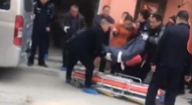 La madre gli uccide il cane, 13enne ammazza la donna a colpi di mannaia