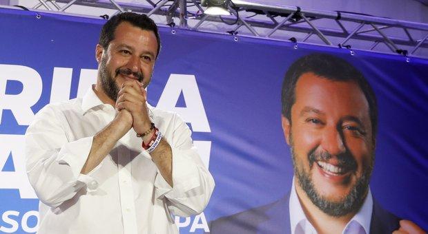 Elezioni Europee 2019, la Lega sfonda: è primo partito col 34,34%. Crollo M5S, sorpasso Pd, Forza Italia ko Diretta