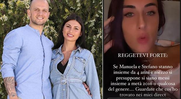 Manuela Carriero, Stefano Sirena e Valentina Vignali