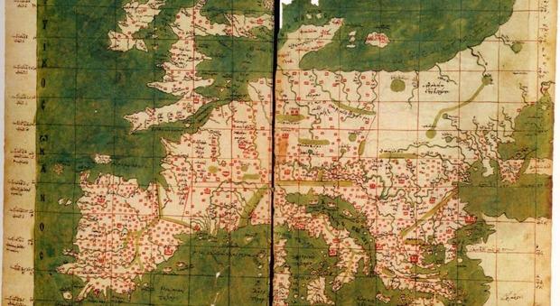 Al musa di lecce il giro del mondo con le antiche mappe for Giardino unisalento