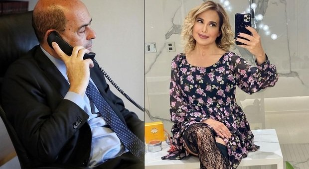 Nicola Zingaretti a Live non è la D'Urso: «Renzi, la porta è aperta ma...», poi l'annuncio: «Lunedì vaccineremo Sami Modiano»