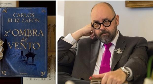 Carlos Ruiz Zafon è morto: lo scrittore spagnolo aveva 55 anni. Era malato da tempo