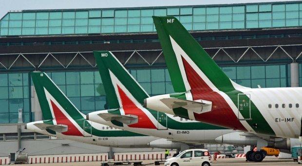 Lufthansa: «Non siamo interessati all'Alitalia attuale»