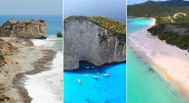 Le spiagge più belle del Mediterraneo