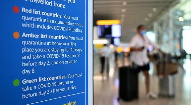Covid, il Regno Unito revoca la quarantena per i vaccinati da Italia, Ue e Stati Uniti