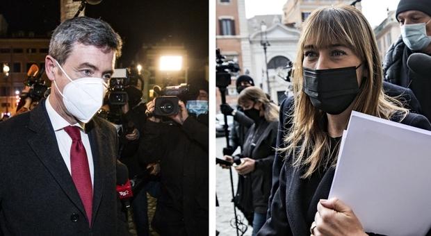 Crisi, Orlando vice a palazzo Chigi: al Pd anche il sottosegretario e torna l'idea Boschi alla Difesa