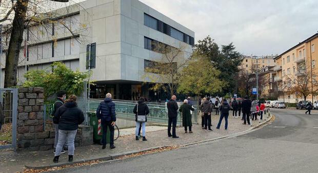 Covid, campagna di test di massa in Alto Adige: in 60mila partecipano allo screening gratuito