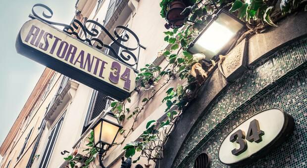 Roma, il ristorante