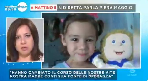 Denise Pipitone, Piera Maggio a Mattino 5: «Poteva essere trovata il giorno dopo la sua scomparsa»