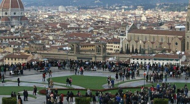 Firenze, Piazzale Michelangelo e San Miniato patrimonio dell'Unesco