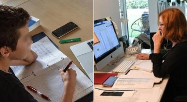 Dad e smart working, la stangata sulle famiglie italiane: nel 2020 bollette aumentate di 268 euro