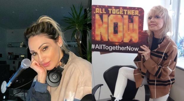 Rita Pavone, gelo in studio con Anna Tatangelo ad All Together Now: «Non siamo mai d'accordo». J-Ax: «C'è la guerra»
