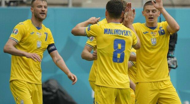 Ucraina-Macedonia 2-1