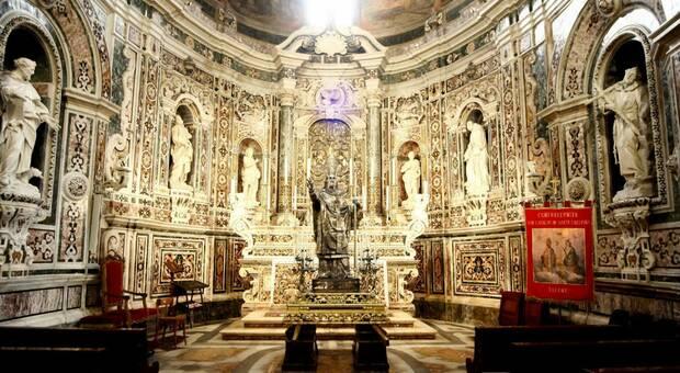 La cattedrale di San Cataldo a Taranto