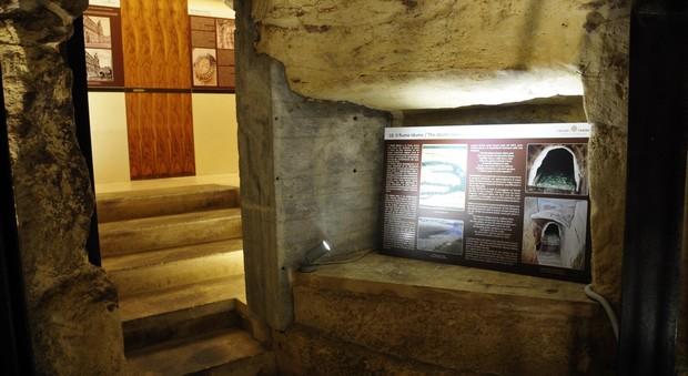 Il museo ebraico a Lecce