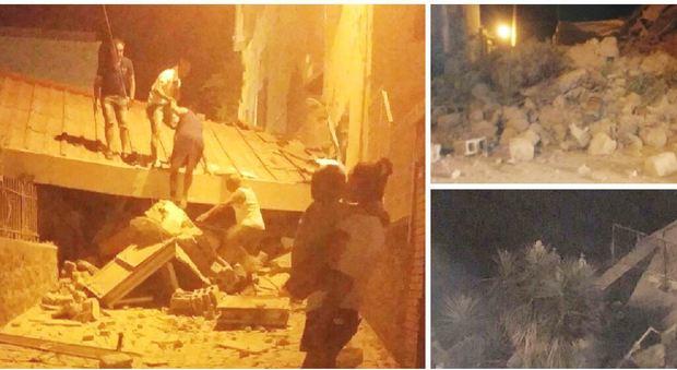Terremoto a Ischia, crolli a Casamicciola: due vittime accertate, 39 feriti, si scava ancora Evacuati l'ospedale e gli hotel