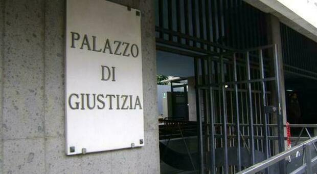 Il palazzo di giustizia di Taranto