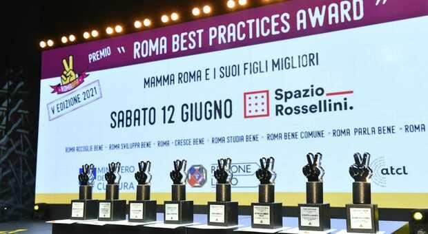 Roma Best Practices Award, tutti i vincitori dell'edizione 2021