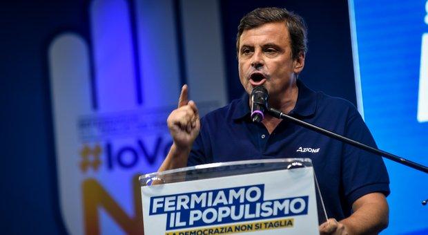 Elezioni Puglia, Calenda: «Emiliano satrapo senza scrupoli, è un Caudillo sudamericano»