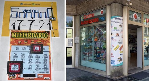 Gratta un Miliardario da 5 euro e se ne porta a casa 500mila: colpo grosso alla Tabaccheria Spresiano