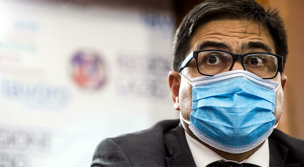 Attacco hacker a Regione Lazio, D'Amato: «Entro 72 ore ripristineremo le prenotazioni dei vaccini»