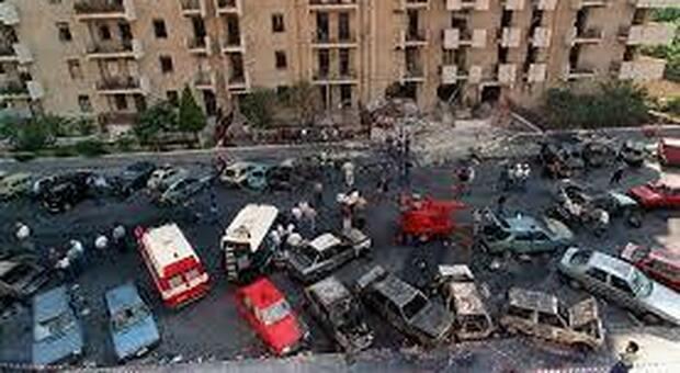 Palermo città di Polizia: cittadinanza onorari agli agenti d'Italia nel 29° anniversario della strage di via D'Amelio