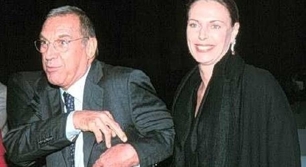 Franco Tatò (nella foto, con la moglie Sonia Raule) in rianimazione: l'ex ad Enel grave dopo una caduta in casa