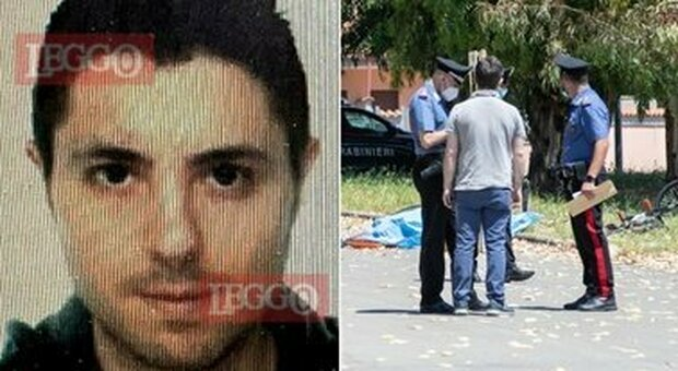Ardea, l'autopsia sul corpo del killer: Andrea Pignani si è ucciso con un colpo alla tempia