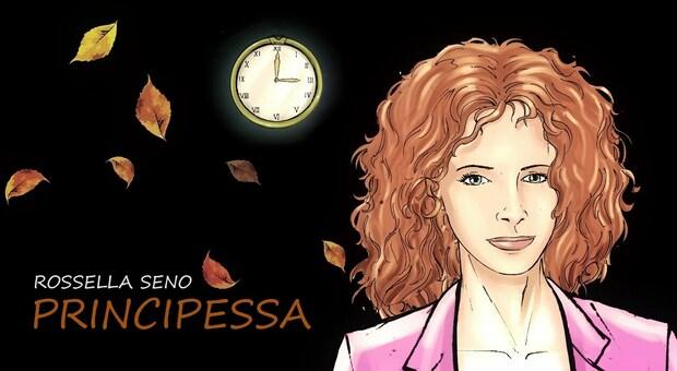 Principessa, fuori il video del brano di Rossella Seno
