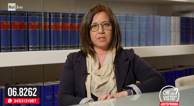 Chi l'ha visto, Piera Maggio: «Non ho perso la speranza». E su Olesya attacca il programma russo
