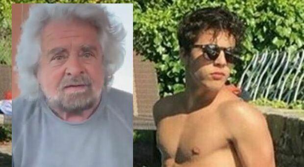 Beppe Grillo difende il figlio: «Stupro? Non è vero niente. Sui giornali da due anni, perché non lo arrestate?» VIDEO