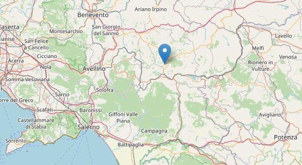 Terremoto, torna la paura in Irpinia: scossa di 2.9 a Sant'Angelo dei Lombardi