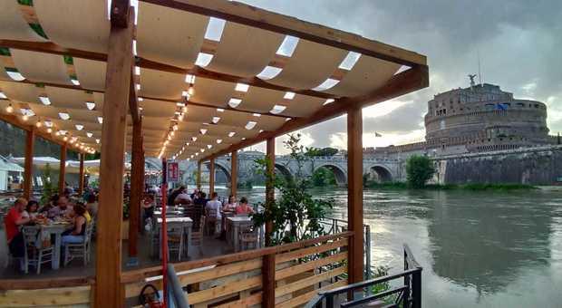 Teverestate, il fiume con vista tra arte, sport, musica e gourmandise