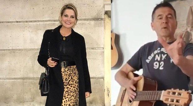 Torna la Pupa e il Secchione, alla conduzione è testa a testa tra Simona Ventura e Teo Mammucari ( credits Instagram)