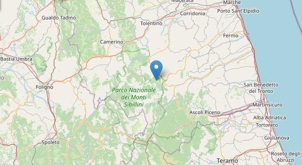 Terremoto Marche, forte scossa ad Amandola: torna la paura nelle località danneggiate dal sisma del 2016