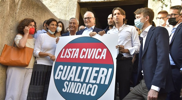 Roberto Gualtieri, Alessandro Onorato a capo della lista civica: «È il nostro Draghi per Roma»