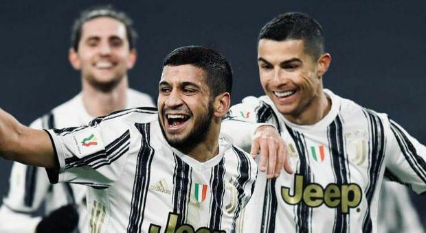 Covid, Hamza Rafia positivo: tutto il gruppo della Juve in isolamento