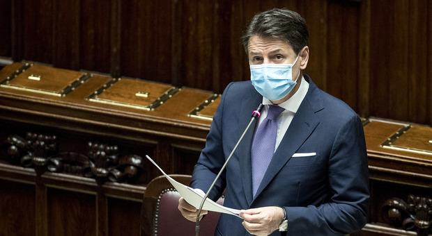 Il premier Conte alla Camera: «Pronti a intervenire ancora. Rifinanziamo la cig con altri 5 miliardi» VIDEO