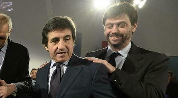 Superlega, furia Cairo: «Agnelli e Marotta traditori della serie A»