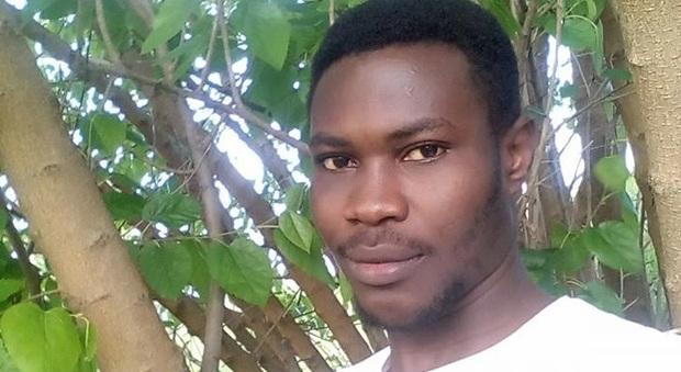 Amoako Kwadwo,  19 anni, del Ghana