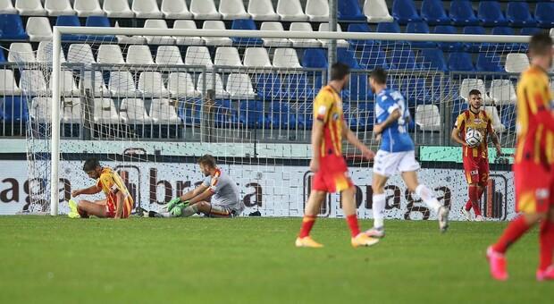 La sconfitta del Lecce a Brescia