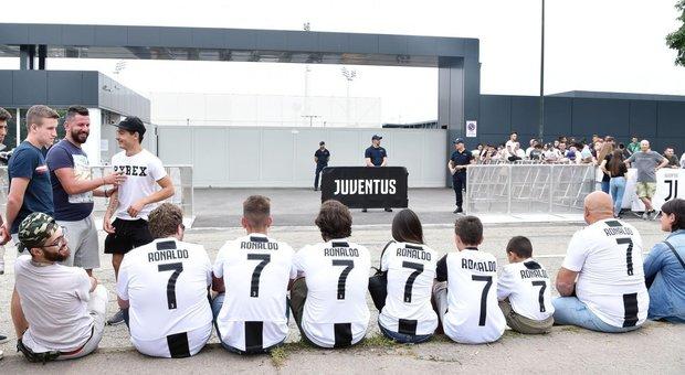Juve, la maglia Ronaldo7 è una miniera d'oro