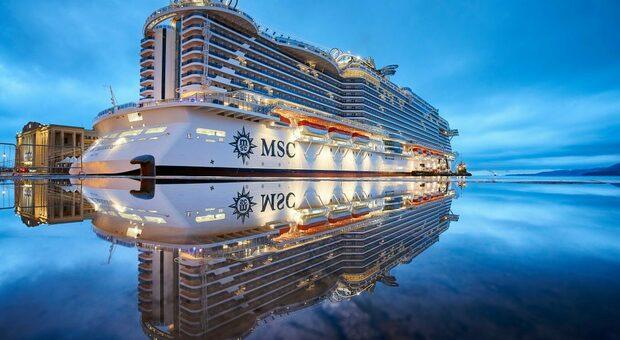 Turismo, MSC inaugura stagione crociere Taranto il 5 maggio: a disposizione dei passeggeri anche spiagge private