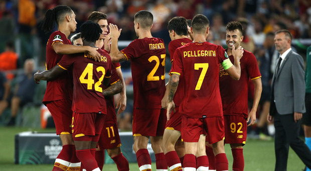 Diretta Roma-Cska Sofia 3-1 live