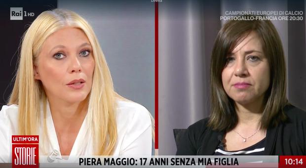Denise Pipitone, Piera Maggio a Storie Italiane: «Ovunque si trovi, spero che stia bene». Commozione per la lettera del figlio Kevin