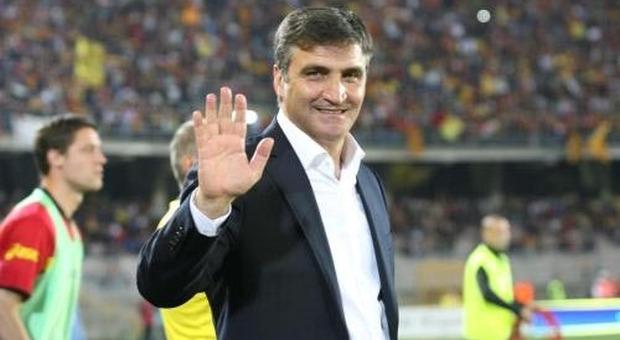 Gigi De Canio, ex allenatore del Lecce