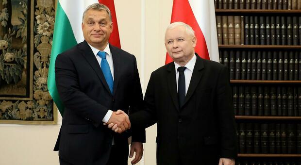 Recovery Fund a rischio, Ungheria e Polonia mettono il veto al bilancio Ue per il meccanismo dello stato di diritto