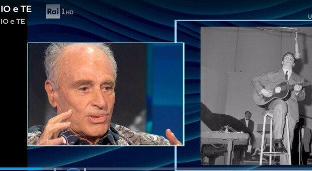 Edoardo Vianello, il dramma della figlia morta a Io e te. Diaco ferma tutto: «Non se ne deve parlare in tv».