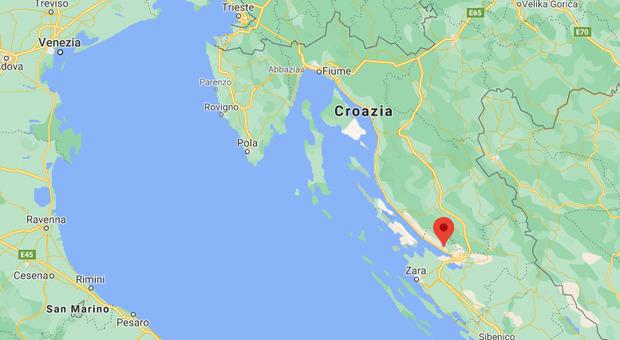 Terremoto in Dalmazia: panico a Zara, scossa avvertita fino in Bosnia
